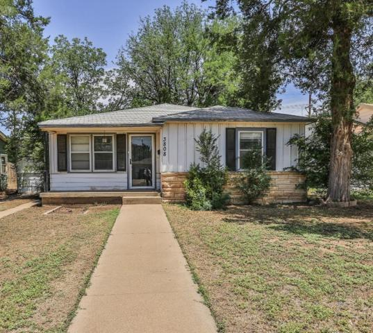 3808 25th Street, Lubbock, TX 79410 (MLS #201806216) :: Lyons Realty