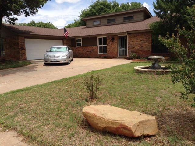 8019 Vinton Avenue, Lubbock, TX 79424 (MLS #201806237) :: Lyons Realty