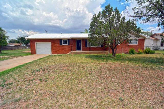 707 12th Street, Shallowater, TX 79363 (MLS #201806362) :: Lyons Realty
