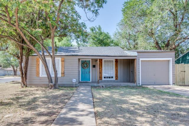 3101 30th Street, Lubbock, TX 79410 (MLS #201806455) :: Lyons Realty