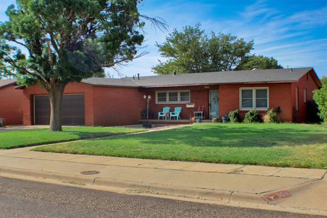 907 E Lake Street, Brownfield, TX 79316 (MLS #201807016) :: Lyons Realty