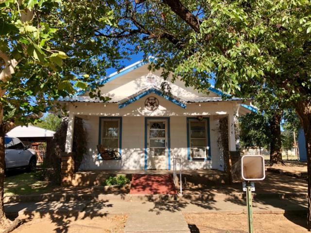 214 S Crosby Street, Crosbyton, TX 79322 (MLS #201807093) :: Lyons Realty