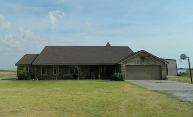 10516 Farm Road 1294, Shallowater, TX 79363 (MLS #201807167) :: Lyons Realty