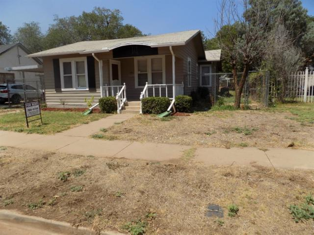 2206 16th Street, Lubbock, TX 79401 (MLS #201807368) :: Lyons Realty