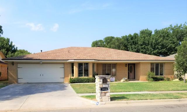 3918 96th Street, Lubbock, TX 79423 (MLS #201807405) :: Lyons Realty