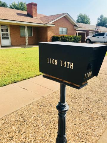 1109 14th Street, Shallowater, TX 79363 (MLS #201807508) :: Lyons Realty