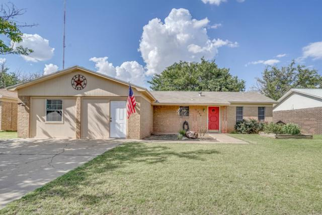 2308 79th Street, Lubbock, TX 79423 (MLS #201807607) :: Lyons Realty