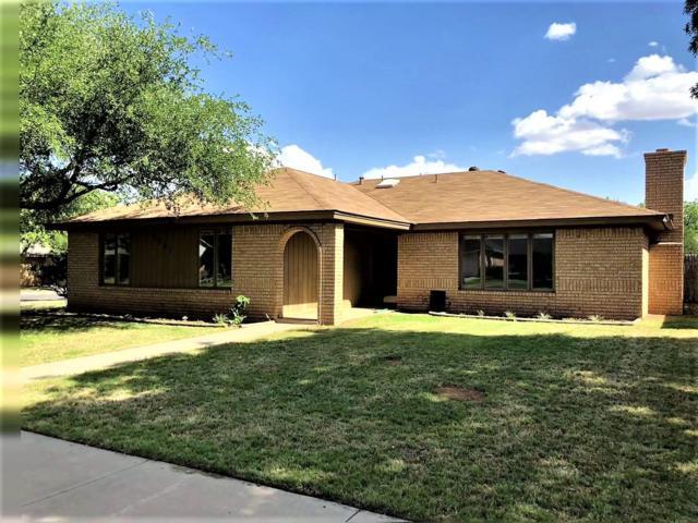 5221 90th Street, Lubbock, TX 79424 (MLS #201807672) :: Lyons Realty