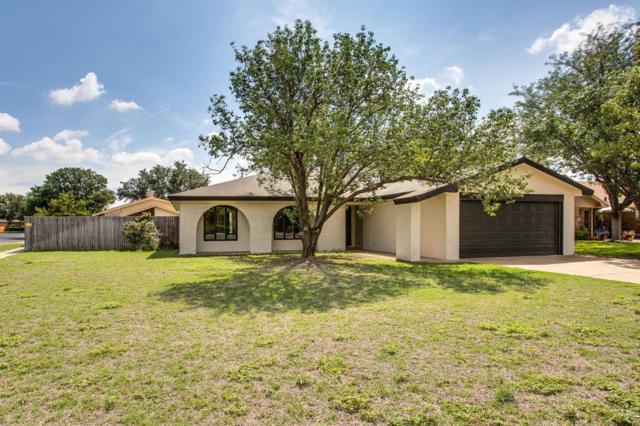 3229 91st Street, Lubbock, TX 79423 (MLS #201807759) :: Lyons Realty