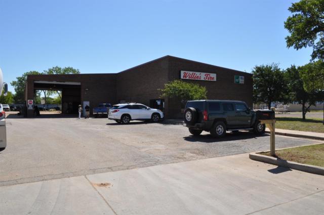 1100 N Interstate 27, Plainview, TX 79072 (MLS #201807822) :: Lyons Realty