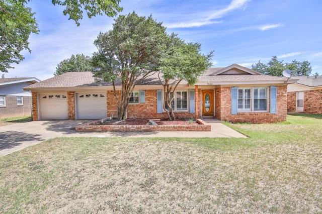 3822 52nd Street, Lubbock, TX 79413 (MLS #201807844) :: Lyons Realty