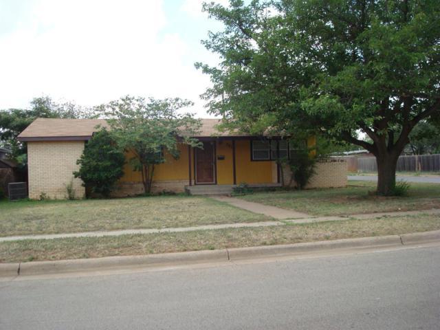 2519 44th Street, Lubbock, TX 79413 (MLS #201807903) :: Lyons Realty