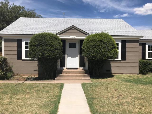 3208 36th Street, Lubbock, TX 79413 (MLS #201807929) :: Lyons Realty