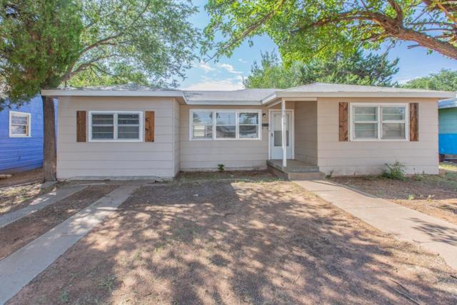 5615 Ave B, Lubbock, TX 79404 (MLS #201807979) :: The Lindsey Bartley Team