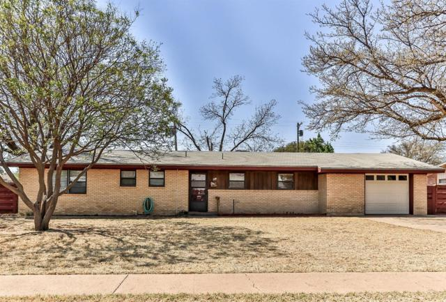 4611 37th Street, Lubbock, TX 79414 (MLS #201808034) :: Lyons Realty