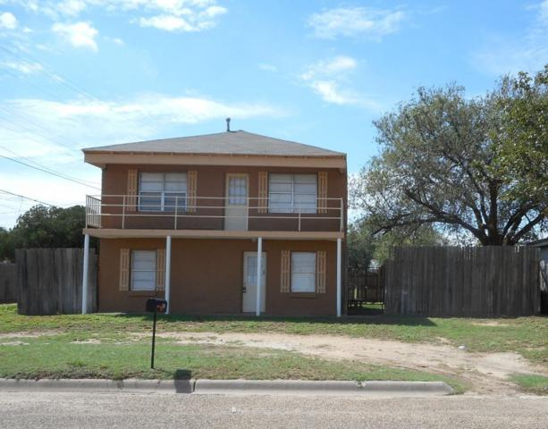 1104 Ave I, Levelland, TX 79336 (MLS #201808062) :: Stacey Rogers Real Estate Group at Keller Williams Realty