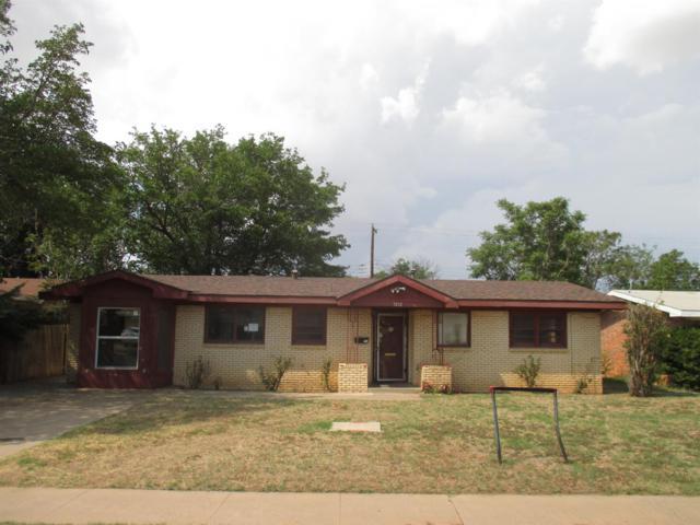 5012 45th Street, Lubbock, TX 79414 (MLS #201808085) :: Lyons Realty