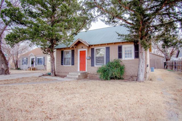 2313 27th Street, Lubbock, TX 79411 (MLS #201808088) :: Lyons Realty