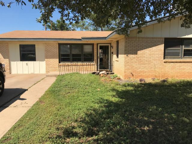 4618 45th Street, Lubbock, TX 79414 (MLS #201808207) :: Lyons Realty