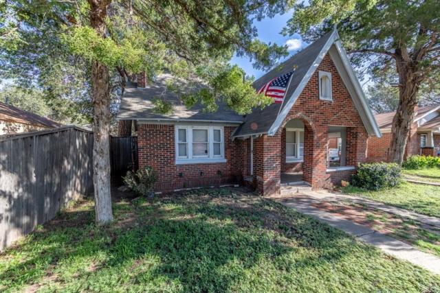 2008 26th Street, Lubbock, TX 79411 (MLS #201808304) :: Lyons Realty