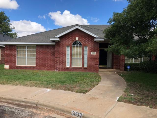 5802 83rd Street, Lubbock, TX 79424 (MLS #201808351) :: Lyons Realty