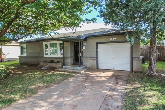 2607 44th Street, Lubbock, TX 79413 (MLS #201808467) :: Lyons Realty