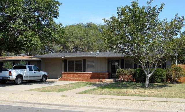 4212 37th Street, Lubbock, TX 79413 (MLS #201808475) :: Lyons Realty