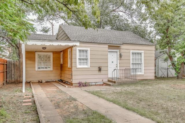 2108 15th Street, Lubbock, TX 79401 (MLS #201808488) :: Reside in Lubbock | Keller Williams Realty