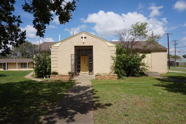 2104 36th Street, Lubbock, TX 79412 (MLS #201808586) :: Lyons Realty