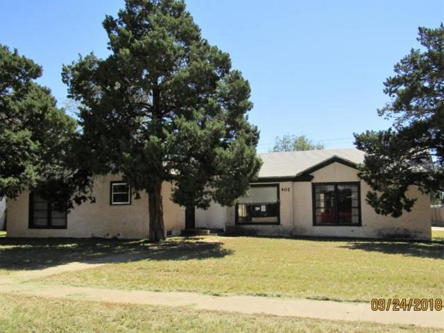 402 E Tate Street, Brownfield, TX 79316 (MLS #201808608) :: Lyons Realty