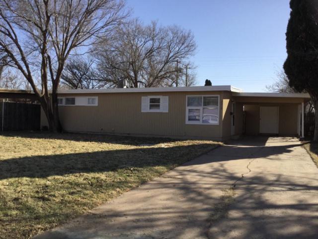 2213 47th Street, Lubbock, TX 79412 (MLS #201808623) :: Lyons Realty