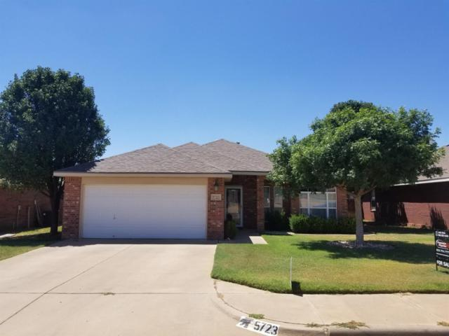 5723 106th Street, Lubbock, TX 79424 (MLS #201808653) :: Lyons Realty