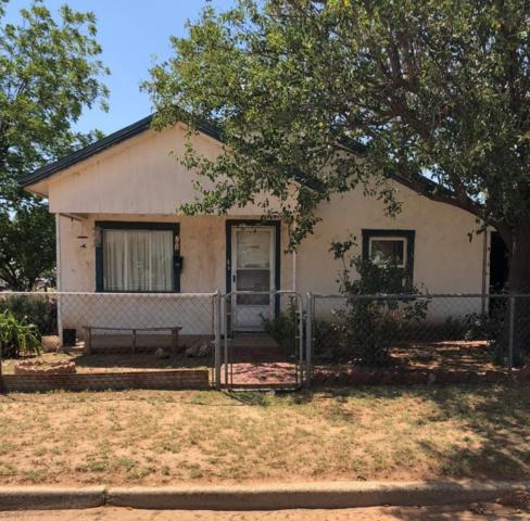 702 N Ave O, Lamesa, TX 79331 (MLS #201808695) :: Stacey Rogers Real Estate Group at Keller Williams Realty