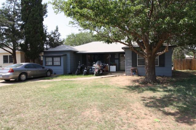 5122 39th Street, Lubbock, TX 79414 (MLS #201808790) :: Lyons Realty