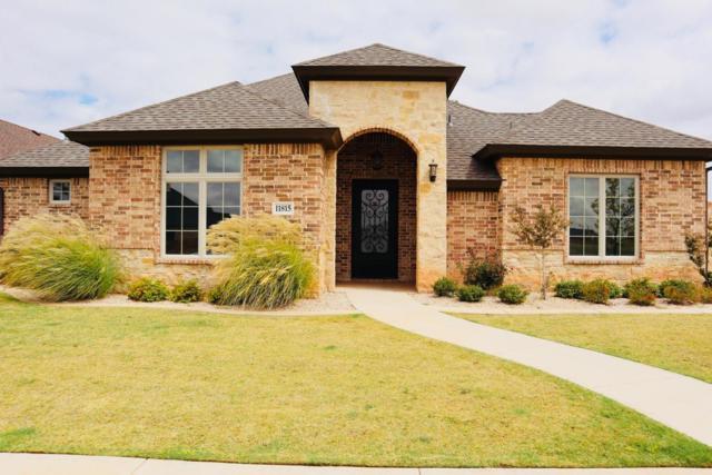 11815 Troy Avenue, Lubbock, TX 79424 (MLS #201808804) :: Lyons Realty