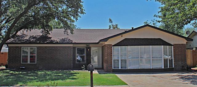 2605 76th Street, Lubbock, TX 79423 (MLS #201808849) :: Lyons Realty