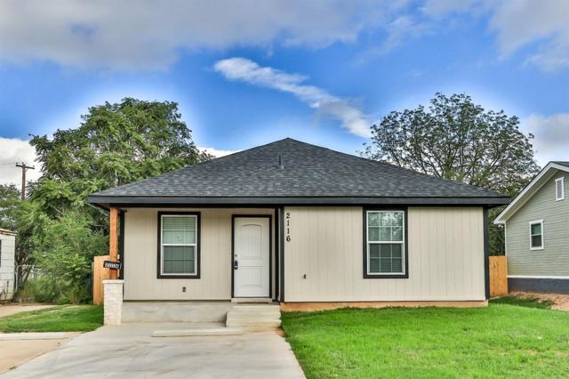 2116 24th Street, Lubbock, TX 79411 (MLS #201808913) :: Lyons Realty