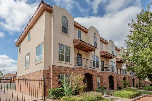 2115-#1 Main Street, Lubbock, TX 79401 (MLS #201808914) :: The Lindsey Bartley Team
