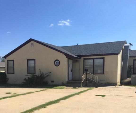 1225 W Garza Street, Slaton, TX 79364 (MLS #201808924) :: Lyons Realty