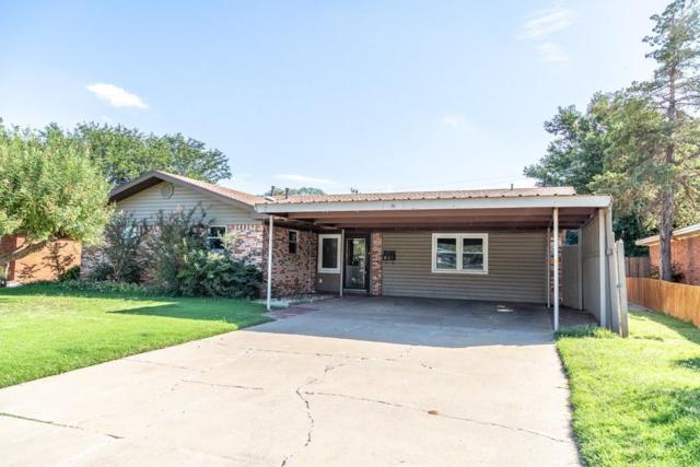 4605 31st Street, Lubbock, TX 79410 (MLS #201809009) :: Lyons Realty
