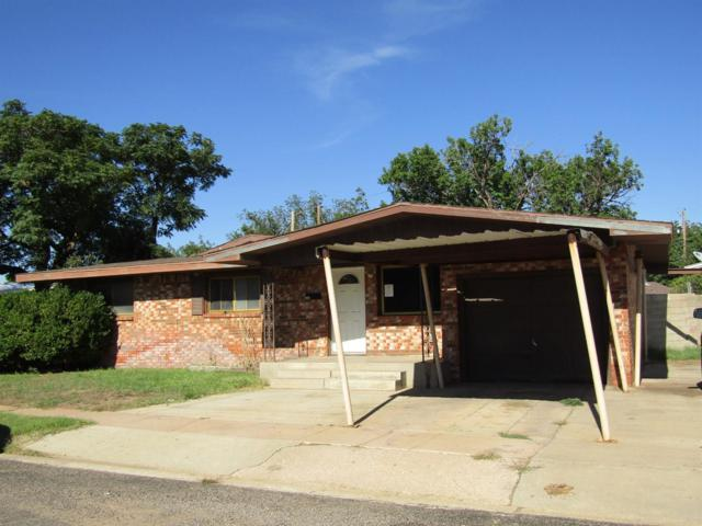 202 Morningside, Denver City, TX 79323 (MLS #201809118) :: Lyons Realty
