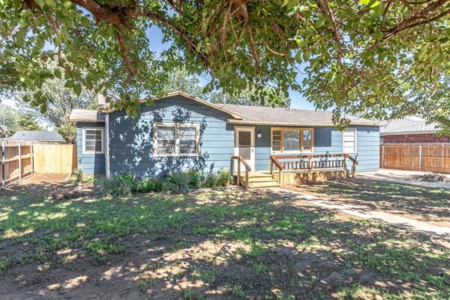4406 Kemper Street, Lubbock, TX 79416 (MLS #201809127) :: Lyons Realty