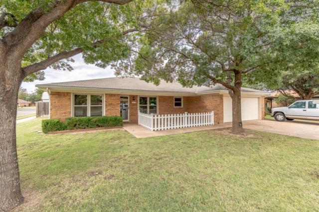 509 N Homestead Avenue, Lubbock, TX 79416 (MLS #201809239) :: McDougal Realtors