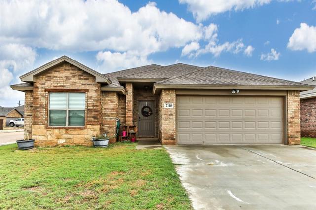 2118 99th Street, Lubbock, TX 79423 (MLS #201809306) :: Lyons Realty