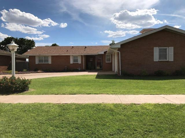 331 W Ave J, Muleshoe, TX 79347 (MLS #201809334) :: Lyons Realty