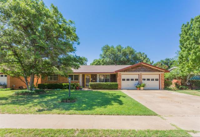 2813 67th Street, Lubbock, TX 79413 (MLS #201809411) :: McDougal Realtors