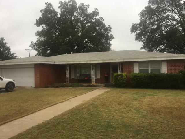 3612 39th Street, Lubbock, TX 79413 (MLS #201809492) :: The Lindsey Bartley Team