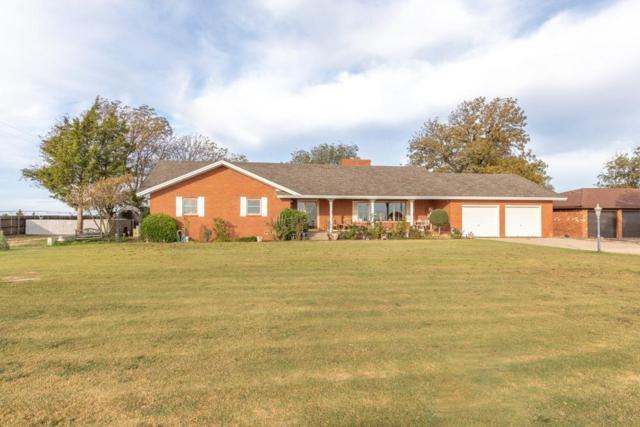 9902 Farm Road 2378, Wolfforth, TX 79382 (MLS #201809616) :: McDougal Realtors