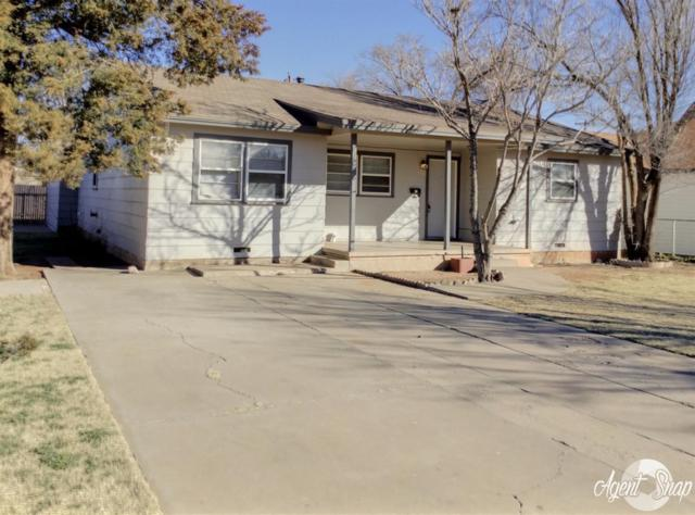 528 55th Street, Lubbock, TX 79404 (MLS #201809650) :: Lyons Realty