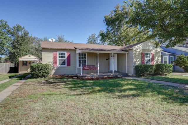 2622 31st Street, Lubbock, TX 79410 (MLS #201809735) :: Lyons Realty